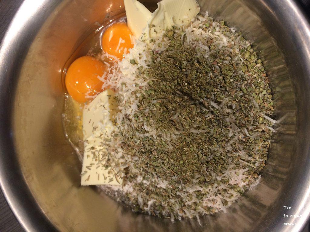 Gemuse Quiche Tarte Deftiger Kuchen Tre