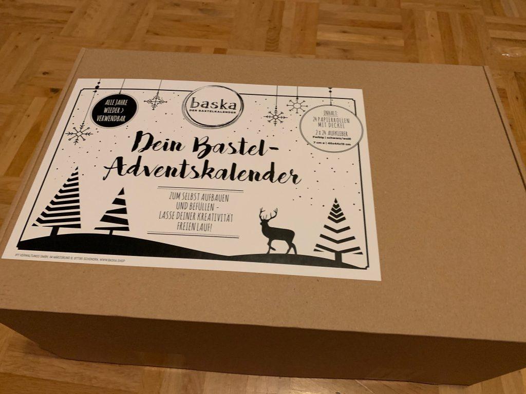 baska Bastel-Adventskalender